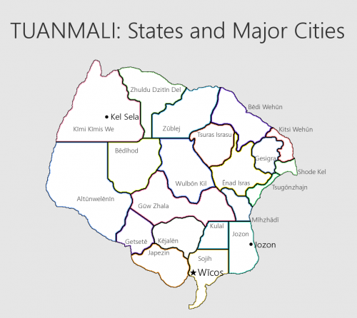 Tuanmali States and Major Cities.png